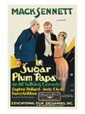 Sugar Plum Papa Prints by Mack Sennett