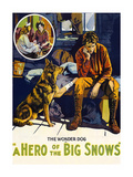 A Hero of the Big Snows Posters