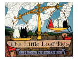 The Little Lost Pigs Posters by Luxor Price