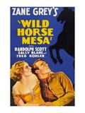 Wild Horse Mesa Art