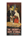 The Sheriff of Hope Eternal Posters