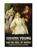 For the Soul of Rafael Premium Giclee Print