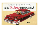 New DeSoto Firedome 8 Prints