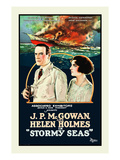 Stormy Seas Prints