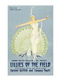 Lys des champs Posters