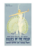 Lilies of the Field Prints