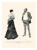Passion Encouraged Prints by Charles Dana Gibson