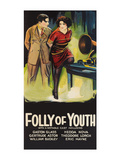 Folly of Youth Posters