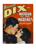 Moran of the Marines Posters