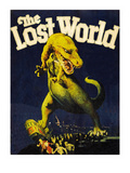 The Lost World Prints