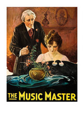The Music Master Prints