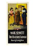 Hansom Cabman Prints by Mack Sennett
