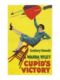 Cupid's Victory Prints