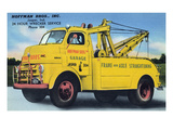 Hoffman Brothers Inc. 24 Hour Wrecker Service Prints