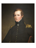 Major John Biddle Art by Thomas Sully