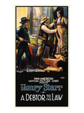 A Debtor to the Law Posters