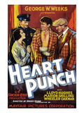 Heart Punch Posters