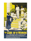 The Lure of a Women Posters