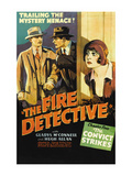 The Fire Detective Posters