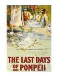 Last Days of Pompeii Posters