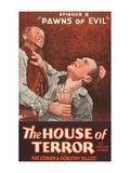 The House of Terror - Pawns of Evil Affiche
