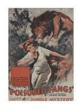 Jungle Mystery - Poisoned Fangs Posters