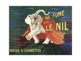 Je Ne Fume Posters