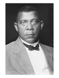 Portrait of Booker T. Washington Posters