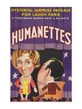 Humanettes Print