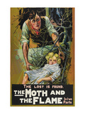 The Moth and the Flame Posters