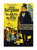 Dr. Jekyll and Mr. Hyde Kunstdrucke