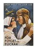 """Flight - """"For Flyget Och Flickan"""" Prints"""