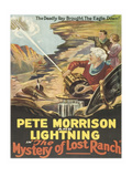 The Mystery of the Lost Ranch Prints