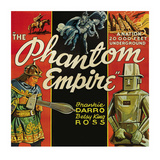 The Phantom Empire Posters