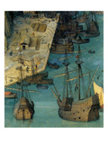 Tower of Babel - Detail Posters by Pieter Breughel the Elder