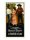 A Debtor to the Law Print