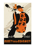 Kitty from Kentucky Posters