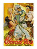 "Love in the Desert ""Okens Ros"" Posters"