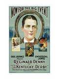 The Kentucky Derby Posters