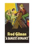 A Rangers Romance Print