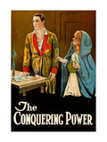 The Conquering Power Poster