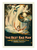The Best Bad Man Posters
