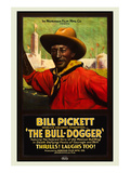 The Bull - Dogger Poster