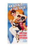 An Affair of the Follies Posters