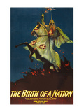 The Birth of a Nation Posters by Griffith