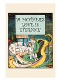 Motherly Love Prints by Wilbur Pierce