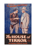 The Secret Passage - House of Terror Serial Prints