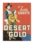 Desert Gold Art