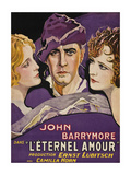 "Eternal Love ""L'Eternel Amour"" Poster"