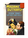 Madame Butterfly Prints